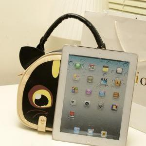 Cat shoulder bag